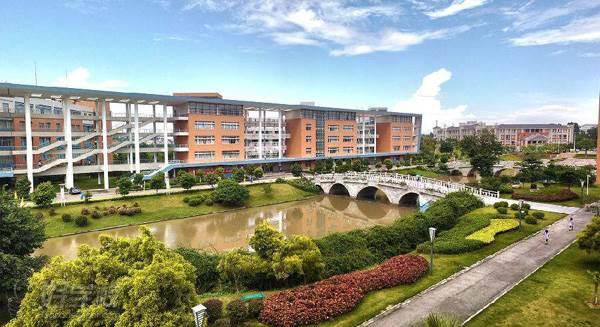 广东外语外贸大学 校园环境