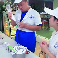珠海烘焙专业培训班