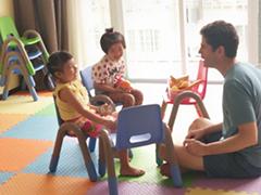 广州培生国际幼儿口语班培训课程