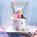 疑問解答-深圳學蛋糕到實體店好還是學校好?