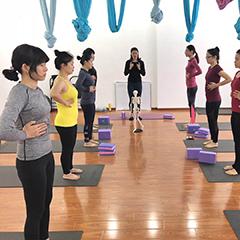佛山200小时零基础瑜伽教练认证培训班课程