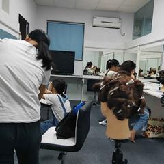 IBP国际专业新娘造型化妆考证培训班