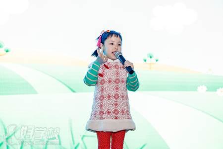 北京两个黄鹂教育  少儿关键口才班课程