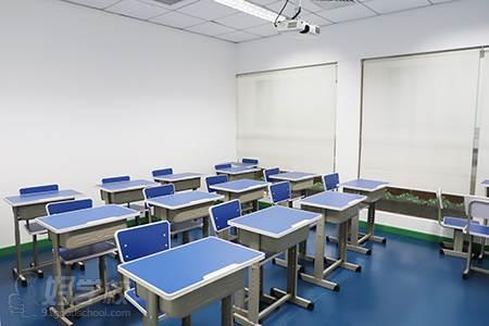 北京两个黄鹂教育 望京校区 教室