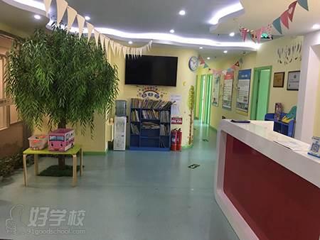 北京两个黄鹂教育 通州校区 教学环境