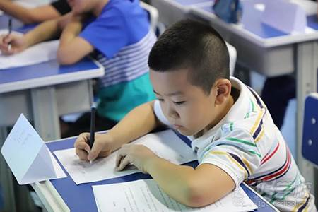 北京兩個黃鸝教育  新語文學員學習風采