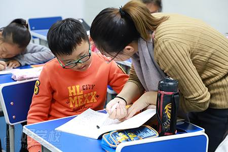 北京两个黄鹂教育  作文课堂教学指导