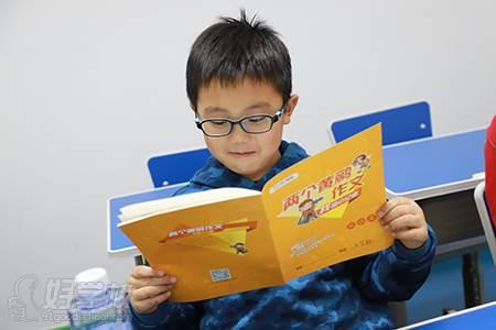 北京两个黄鹂教育  作文班学员学习风采