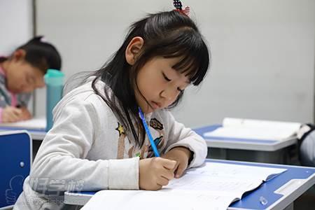 北京两个黄鹂教育  学员作文课堂写作风采