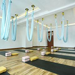 重庆TTC200瑜伽教练一对一私教培训