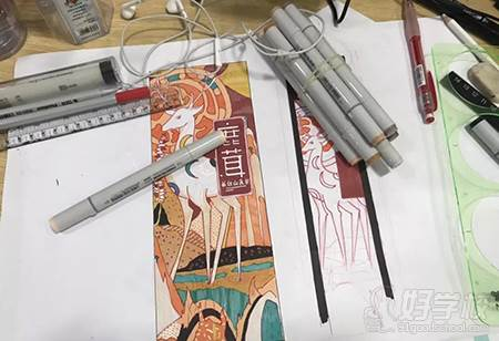 广州大题小做设计考研培训机构  作品展示