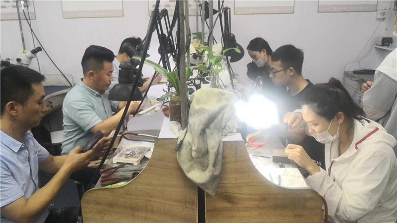 广州珠宝倒模失蜡铸造培训课程