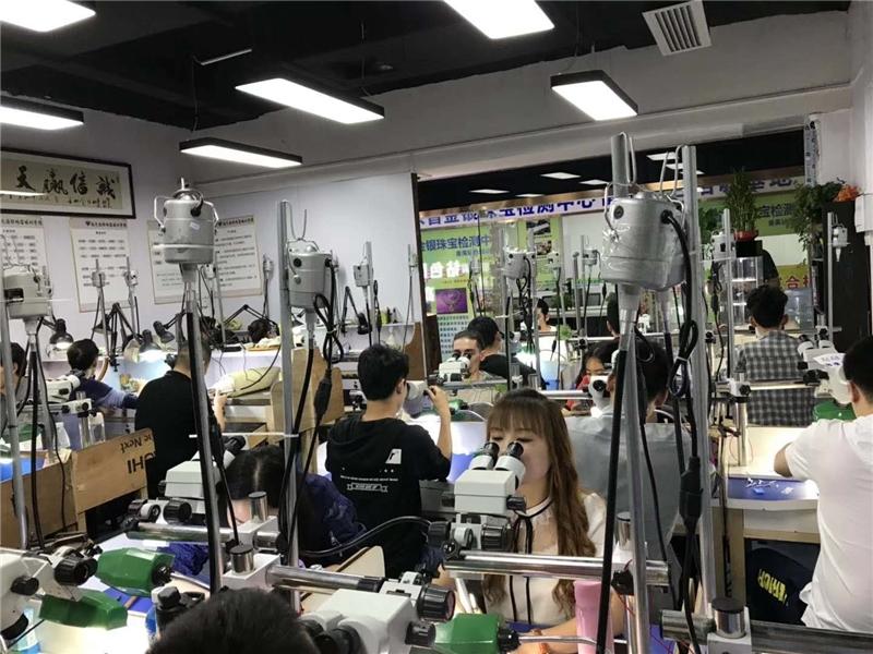 广州珠宝首饰纯手工银培训课程