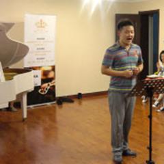 北京音乐大师班一对一培训课程