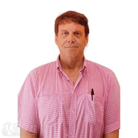 大连沙河口新动态英语培训学校导师 Jerry Stephens