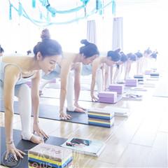 西安瑜伽常规培训综合套餐课程