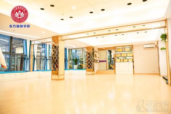 广州东方瑜伽学院 授课环境