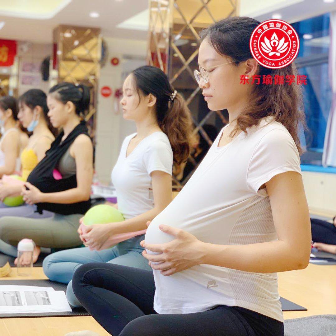 广州东方瑜伽产后修复课程