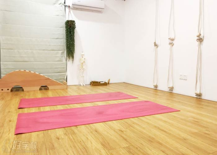 上海無陌瑜伽教培中心  教学环境展示