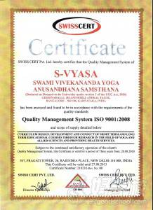 上海無陌瑜伽教培中心  资质认证
