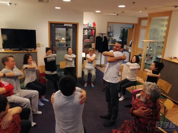 上海無陌瑜伽教培中心  课程常识讲解
