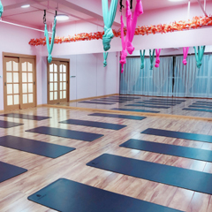 上海中印国际瑜伽教练培训班(周末班)