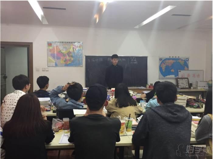 郑州铮铮教育 晚自习