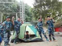 广州大型军旅主题夏令营14天加强班课程