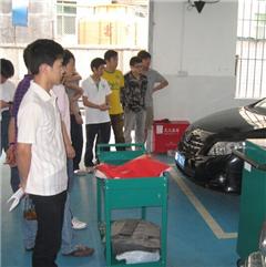 高级汽车漆工培训班