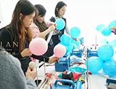 南京夢瀾餐飲培訓學校的學員風采
