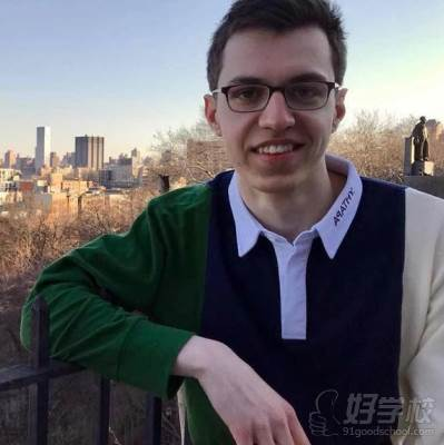 上海请课英语  导师 Andre