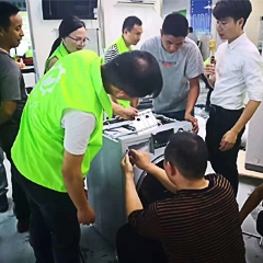 大型油煙機中央空調管道清洗培訓課程