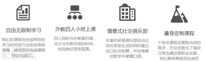 深圳韦博英语培训学校  韦博优势