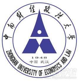 武漢柒桔教育 中商財經政法大學校徽