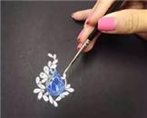珠宝首饰手绘设计作品欣赏-师生作品