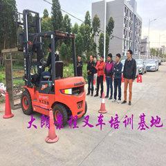 东莞叉车考证培训班课程