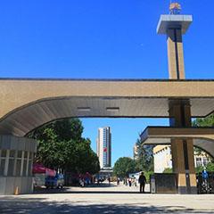 北京商鲲高铁乘务员学校东城校区图2