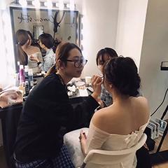 广州专业化妆新娘培训班