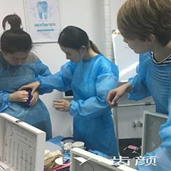 上海美牙有机瓷贴片培训课程