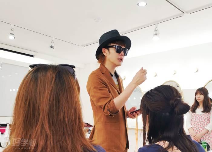 北京尚濤造型化妝學校