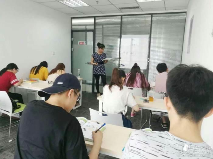 青岛语都教育  教学日常