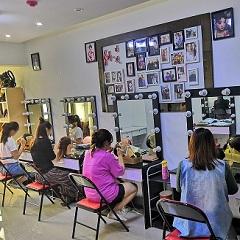 郑州时尚影楼化妆造型高级培训班