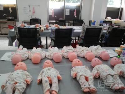 广州文宣职业培训学校 保育员教室