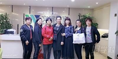 广州文宣职业培训学校 师生风采