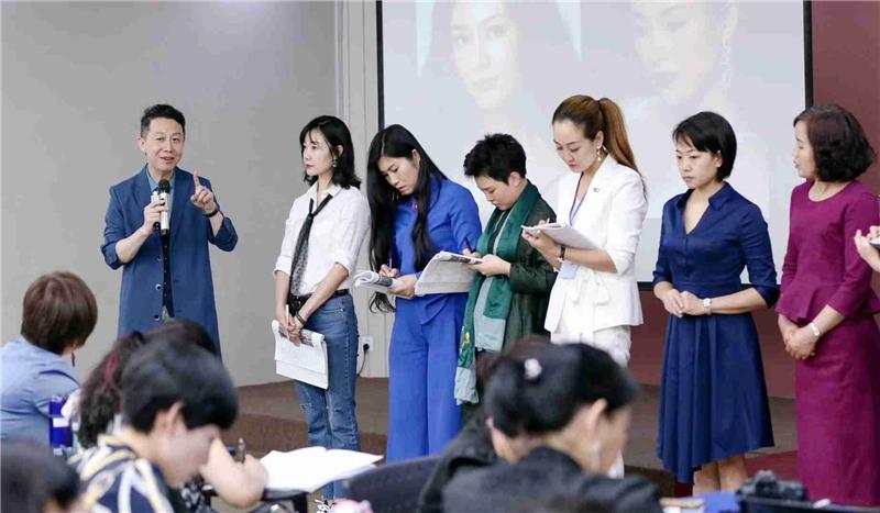 北京國際禮儀系列形象管理師專業培訓課程