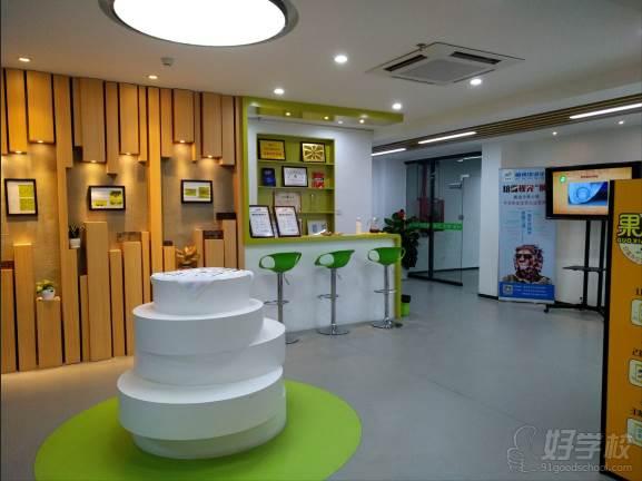 深圳百年智教育  龙岗校区 展示大厅
