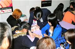 佛山国际专业美发师全能培训班