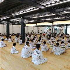 广州跆拳道寒假培训班