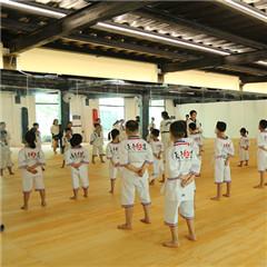 广州跆拳道暑期培训班