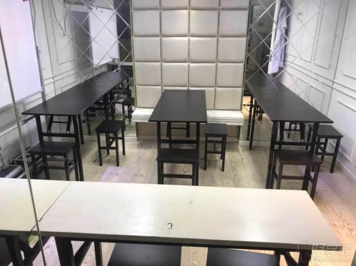 杭州明宸形象设计培训中心  专业教室